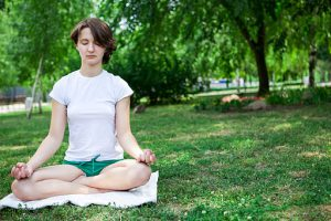 how to prevent stress headaches meditate