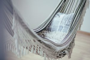 tips for living healthy hammock