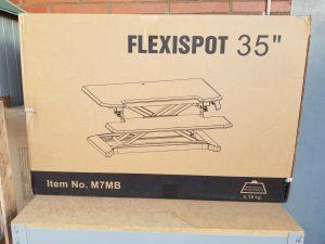 Flexispot desk reviews