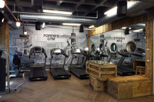 freelance company culture google gym