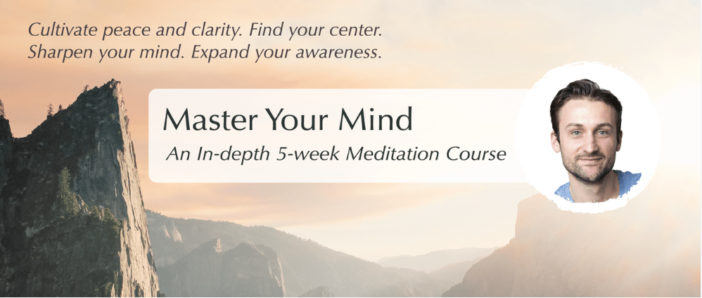 Live and Dare Beginners meditation course